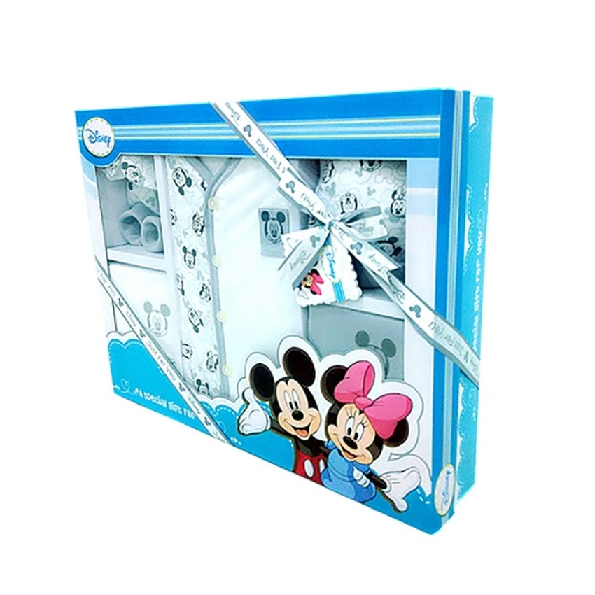 297cd1987 Disney Baby Mickey 6 Pcs Gift Set (white) - Tahnik Singapore